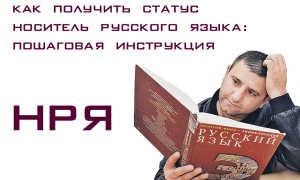 Как выглядит сертификат об уровне владения русским языком в 2020