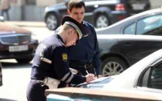Управление транспортным средством без прав: штрафы и ответственность