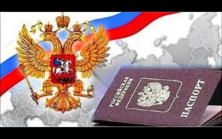 Как написать заявление на гражданство РФ в 2020 году