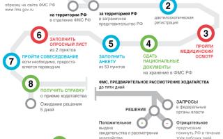 Беженцы в России из Украины и их правовой статус в 2020 году
