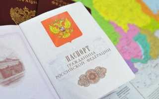 Порядок решения вопросов российского гражданства в 2020 году