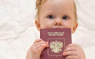 Оформление гражданства РФ для ребенка в 2020 году