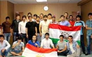 О программе переселения в Россию из Таджикистана в 2020 году