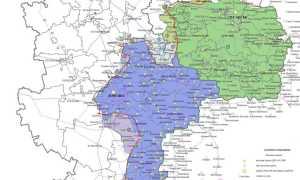 Границы ДНР и ЛНР 2020 #карта. Особенности пересечения