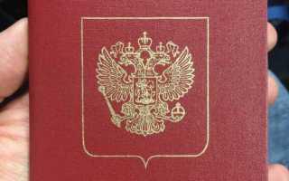 Как происходит замена паспорта в возрасте 20 лет в 2020 году